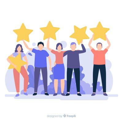 Túl az 5 csillagon – Hogyan ösztönözzük a vásárlói visszajelzéseket?